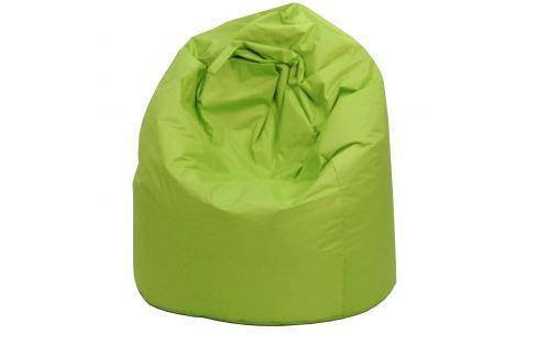 Sedací vak JUMBO zelený V9 Pohovky - Sedací vaky