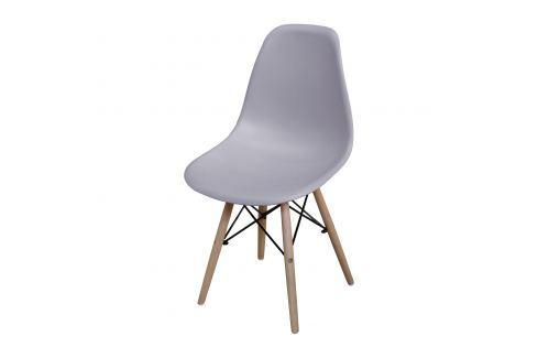Jídelní židle UNO šedá Pokoj a jídelna - Jídelní židle