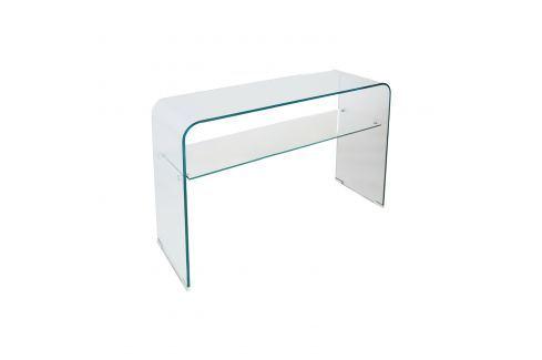 Odkládací stolek sklo Pokoj a jídelna - Stoly a stolky - Konferenční stolky