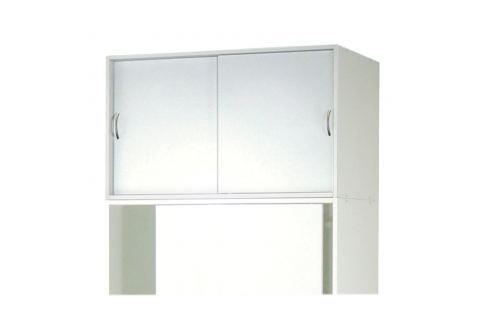 Nástavec 5123 bílý Skříně a skříňky