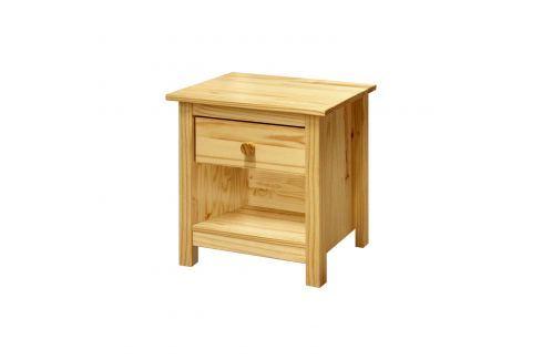 Noční stolek TORINO Pokoj a jídelna - Stoly a stolky - Noční stolky