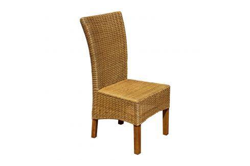 Jídelní židle ratan Pokoj a jídelna - Jídelní židle