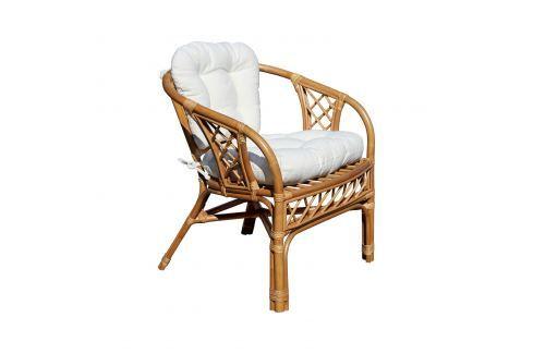 Křeslo MANAU ratan Pokoj a jídelna - Jídelní židle