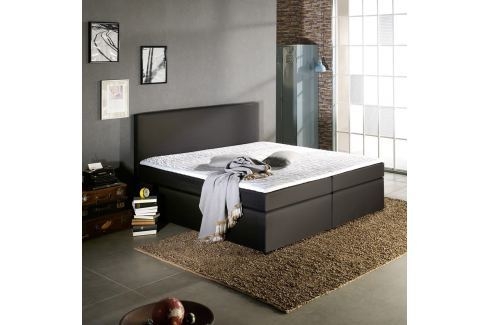 BOXSPRING BX 830 140x200 Ložnice - Postele