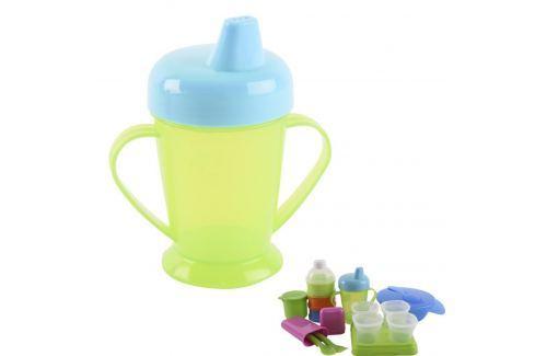 Hrnek plastový s pítkem BABY 0,25 L HRNEČKY
