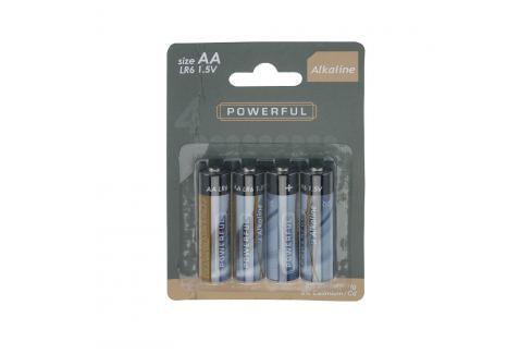 Baterie Powerful AA 4ks HÁČKY