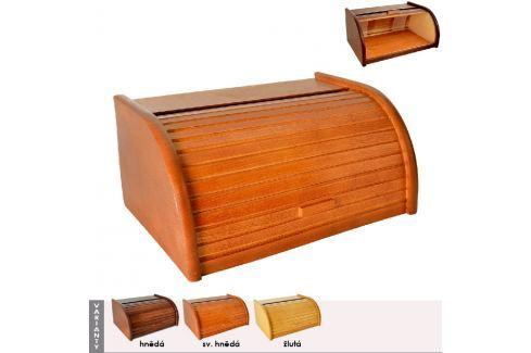 Chlebovka dřevěná 39 x 28 x 18 cm CHLEBOVKY