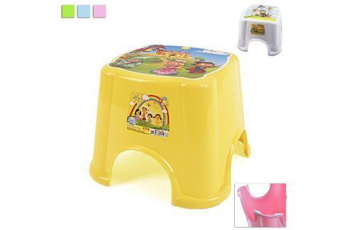 Orion Dětská UH Židle taburet BOXY NA HRAČKY