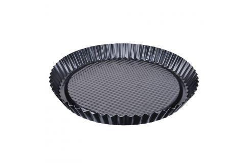 Forma na pečení koláčová černá  27,5 cm FORMY NA PEČENÍ
