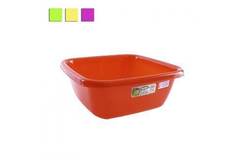 Dřez plastový čtvercový 8 L Úklidové kbelíky