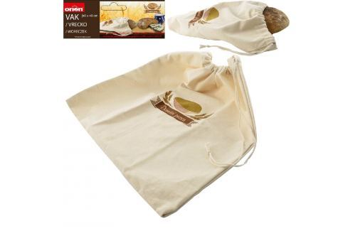 Vak na chléb bavlněný 40 x 40 cm CHLEBOVKY