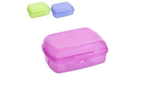Box plastový svačinový SVAČINOVÉ BOXY