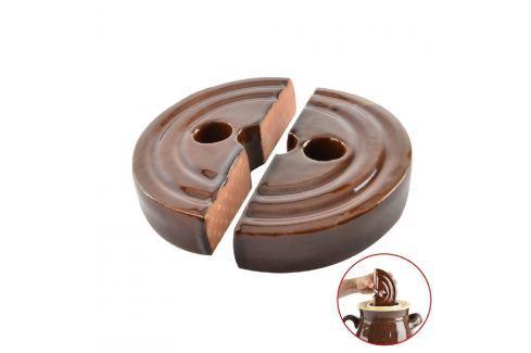 Těžítko keramické do sudu - 21 cm DÓZY NA NAKLÁDÁNÍ