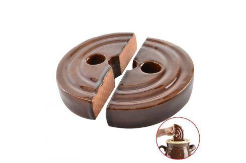 Těžítko keramické do sudu - 23 cm DÓZY NA NAKLÁDÁNÍ