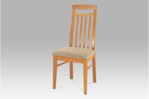 Židle BEZ SEDÁKU,barva olše, BE810 OL Židle