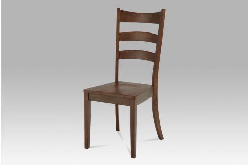 Jídelní židle celodřevěná, ořech, C-191 WAL Židle