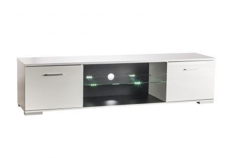 IKY, TV stolek, bílý TV stolky