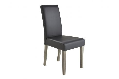NEMUR, židle, šedá Židle
