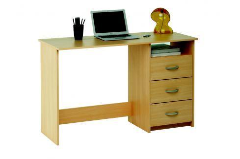ERISTOTE, psací stůl, buk Psací stoly