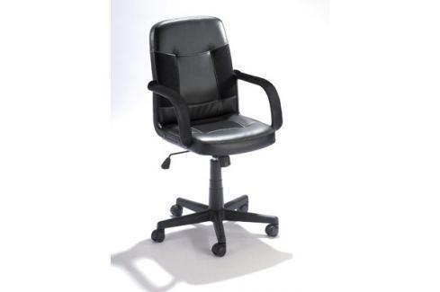 KAMO, kancelářské křeslo, černá Kancelářská křesla