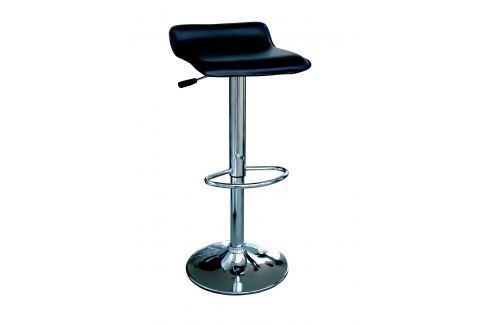 DAIN, barová židle, černá Židle