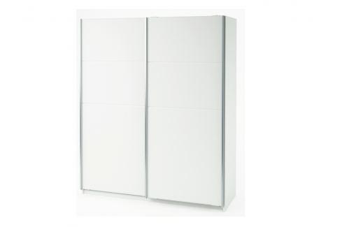 SANSAS, skříň, bílá Šatní skříně