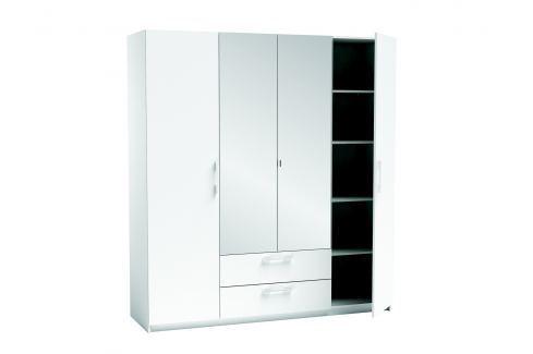 JUPPITER, skříň, bílá Šatní skříně