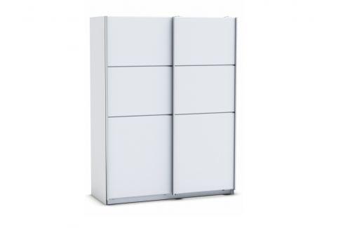 RIVIER, skříň, bílá Šatní skříně