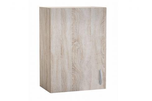 PEPRIKA, skříňka horní 50 cm, dub sonoma Kuchyňské linky